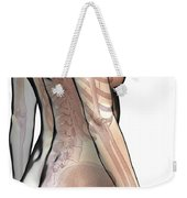 Bones Of The Upper Body Female Weekender Tote Bag