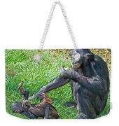 Bonobo Adult And Baby Weekender Tote Bag