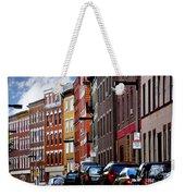 Boston Street Weekender Tote Bag by Elena Elisseeva
