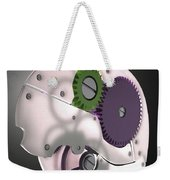 Brain Mechanism Weekender Tote Bag