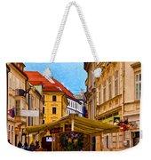 Bratislava Old Town Weekender Tote Bag