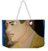 Brendan Fraser Weekender Tote Bag