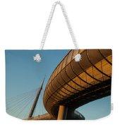 Bridges In The Sky Weekender Tote Bag