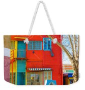 Bright Colors In Buenos Aires Weekender Tote Bag
