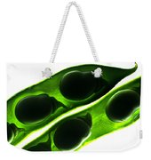 Broad Beans In The Pod Weekender Tote Bag