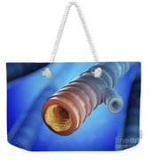 Bronchitis Weekender Tote Bag