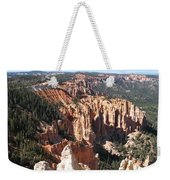 Bryce Canyon Overlook Weekender Tote Bag