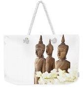 Buddha Figurine  Weekender Tote Bag
