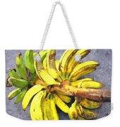 Bunch Of Banana Weekender Tote Bag