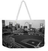 Busch Stadium Saint Louis Mo Weekender Tote Bag