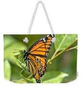 Busy Butterfly Weekender Tote Bag