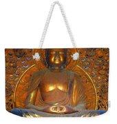 Byodo In - Amida Buddha Weekender Tote Bag