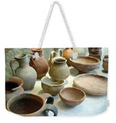 Byzantine Pottery Weekender Tote Bag