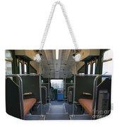 Cable Railway Weekender Tote Bag