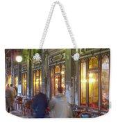 Caffe Florian Arcade Weekender Tote Bag
