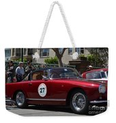 California Mille Weekender Tote Bag