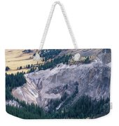 Camping On The Colorado Trail Weekender Tote Bag