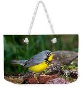 Canada Warbler Weekender Tote Bag