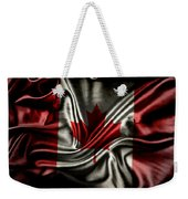 Canadian Flag  Weekender Tote Bag