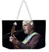 Canadian Folk Rocker Bruce Cockburn Weekender Tote Bag