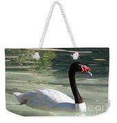 Canadian Swan Weekender Tote Bag