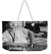 Jazz Cannonball Adderly Weekender Tote Bag