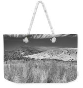 Capricious Clouds In The Volcanic Planet Weekender Tote Bag