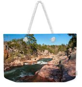 Castor River Shut Ins Weekender Tote Bag