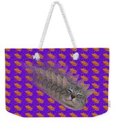 Cat Trip Pop 002 Limited Weekender Tote Bag