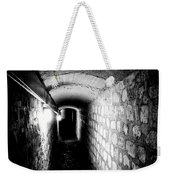 Catacomb Tunnels In Paris France Weekender Tote Bag