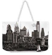 Center City Philadelphia Weekender Tote Bag