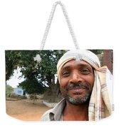 Chanderi Man Weekender Tote Bag