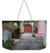 Charleston Alley Weekender Tote Bag