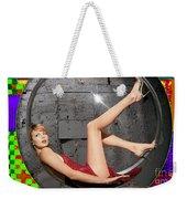 Charlize Theron Weekender Tote Bag