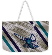 Charlotte Hornets Uniform Weekender Tote Bag