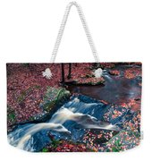 Chesterfield Gorge New Hampshire Weekender Tote Bag