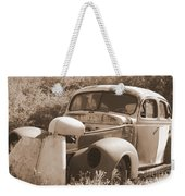 Chevrolet Rust Bucket Weekender Tote Bag