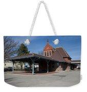 Chicago Rock Island Pacific Railway Depot Weekender Tote Bag