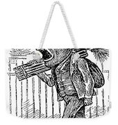 Chimney Sweep Weekender Tote Bag