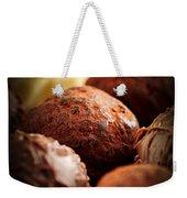 Chocolate Truffles Weekender Tote Bag