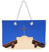 Church Cross Weekender Tote Bag
