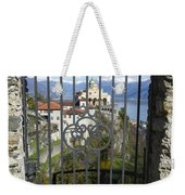 Church Madonna Del Sasso Weekender Tote Bag