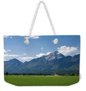 Church Of Saint John In Spring Weekender Tote Bag