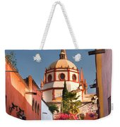 Church Of San Rafael Weekender Tote Bag