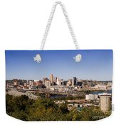 Cincinnati, Ohio Weekender Tote Bag