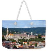City Of Budapest Weekender Tote Bag