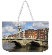 City Of Dublin Weekender Tote Bag