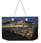 City Of Gold Weekender Tote Bag