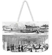 Civil War Hospital Weekender Tote Bag