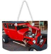 Classic Custom Hotrod Weekender Tote Bag